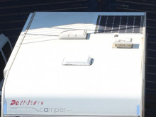 Солнечная батарея для прицепа-дачи