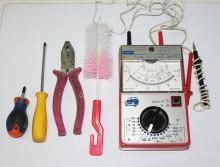 Инструмент для ремонта стиральной машины самостоятельно