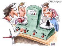 Обман на весах - обвес